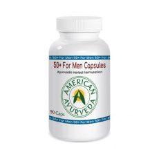 50+ For Men Capsules by American Ayurveda