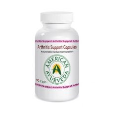 Arthritis Support Capsules by American Ayurveda