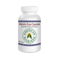Menstra Ease Capsules by American Ayurveda