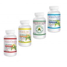 Herbal Detox/Rejuvenation Kit, American Ayurveda