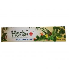 herbi plus toothpaste