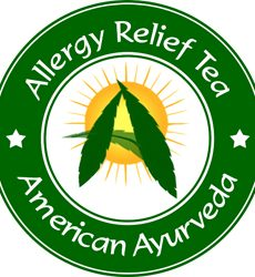 Allergy Relief Herbal Tea by American Ayurveda