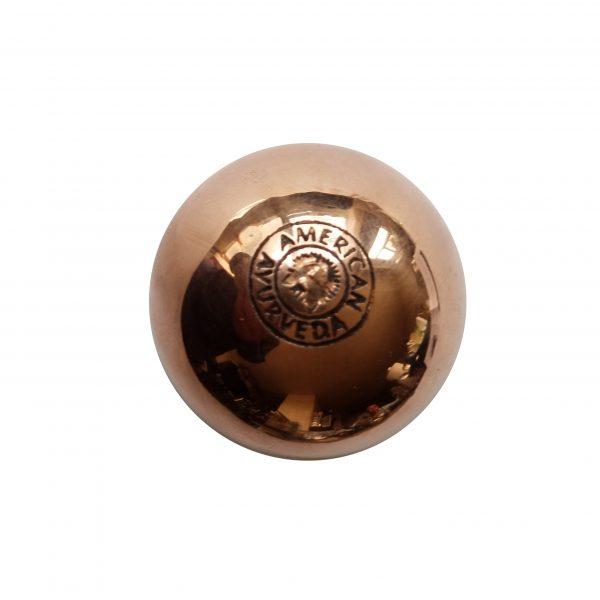 Pure solid copper ball
